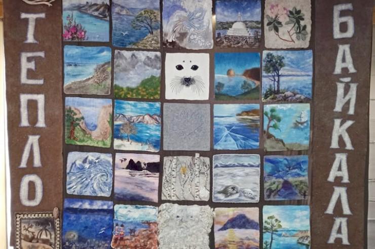 «Тепло Байкала» вновь появилось на выставке