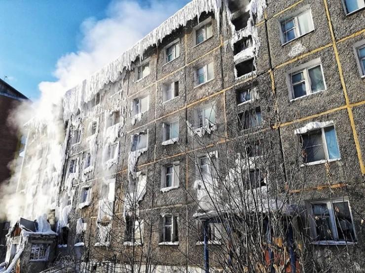 Ещё 10 лет назад общежитие было полностью заселено, а теперь это «дом-айсберг»