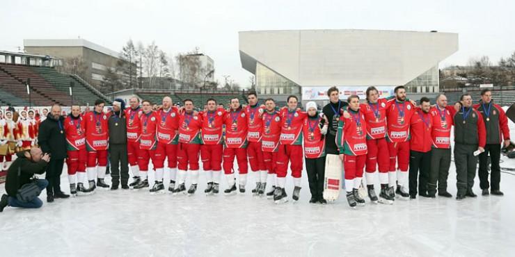 С самого первого дня венгерская сборная была нацелена на победу. На родине у них нет идеальных условий для тренировок, но они делают все возможное, чтобы показывать профессиональную игру.