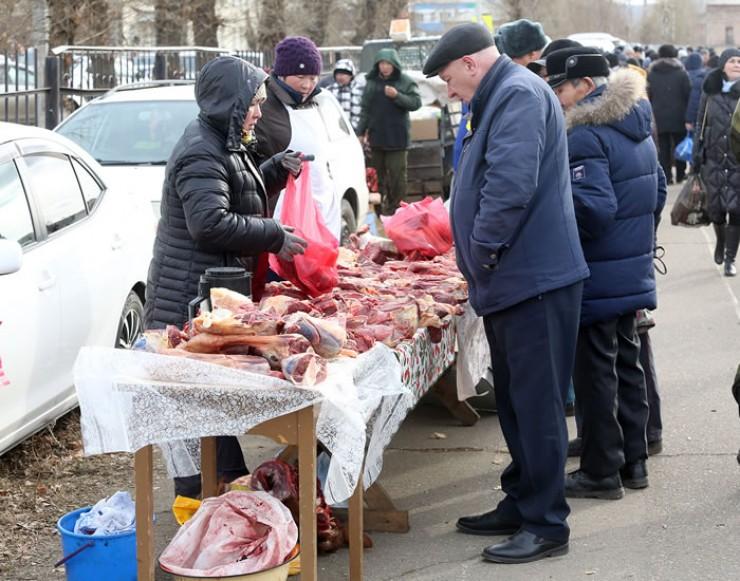Эхирит-Булагатский район по праву считается одним из основных поставщиков животноводческой продукции для всей Иркутской области