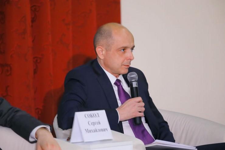 Сергей Сокол: «У нас есть возможности и желание создать центр инноваций социальной сферы».