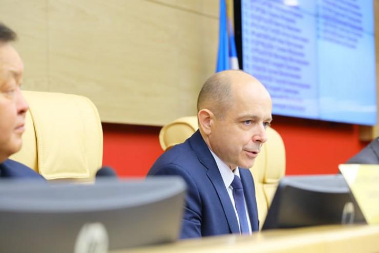 Сергей Сокол: «Работа над совершенствованием законодательства, направленного на поддержку института семьи и детей, будет продолжена».