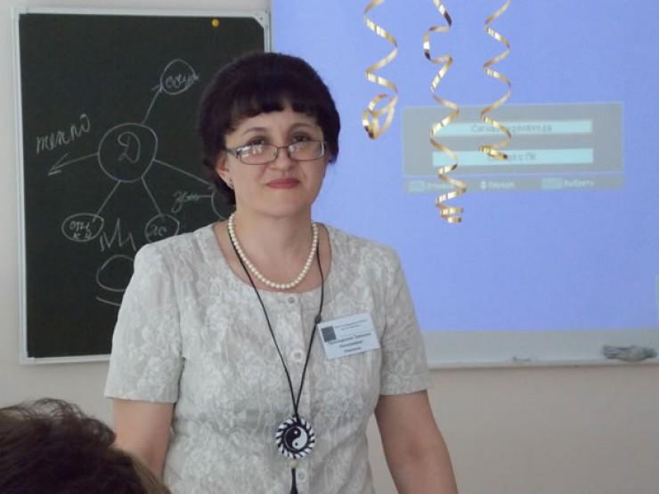 Татьяна Просвирнина