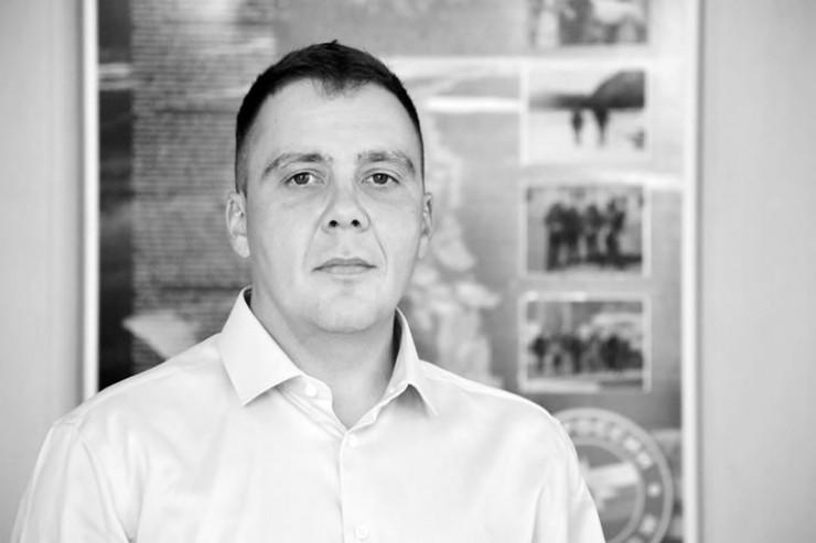 Иван Рец, заместитель председателя Думы Листвянского муниципального образования