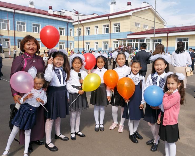 Школьники готовы приступить к новому учебному году