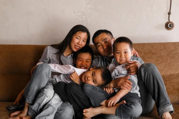 Молодая семья из Усть-Орды победила в областном конкурсе