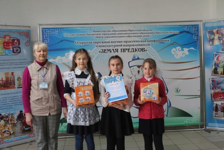 Все участники конференции получили призы, дипломы исертификаты