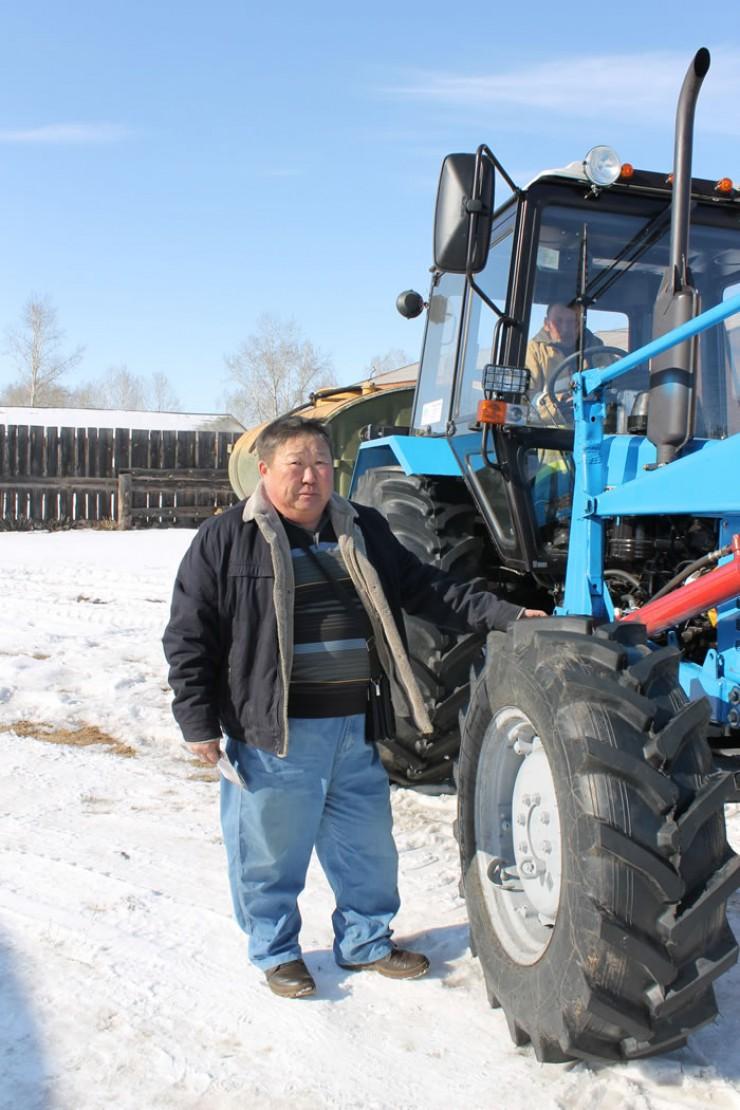 Климентий Баранников следит засоблюдением пожарной безопасности в своей деревне