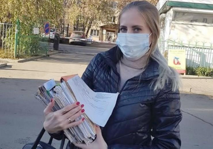 Павел Петров: «Это врач Ксения, и ей очень нужно навестить своих пациентов. Октябрьский район. Это нековидные больные. С 13 до 19 часов. Очень-очень надо. Бензин и мойку компенсируем»
