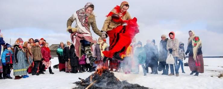 Самый разгульный день Масленицы — четверг. Хозяйственные дела на время приостанавливаются, а празднования идут во всю ширь.