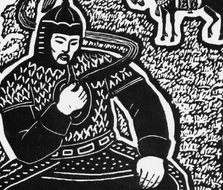В этом году героическому эпосу «Гэсэр», который еще называют «Илиадой Центральной Азии», исполняется 1025 лет