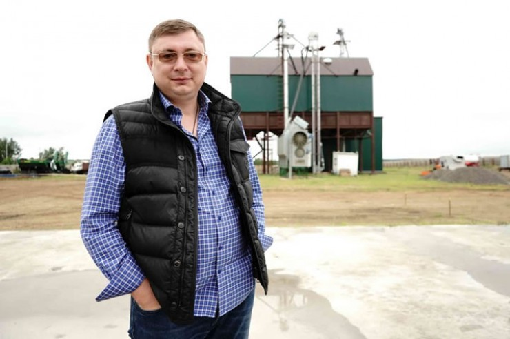 Фермер экспериментирует, внедряет новые технологии, и поэтому его хозяйство прочно стоит на ногах