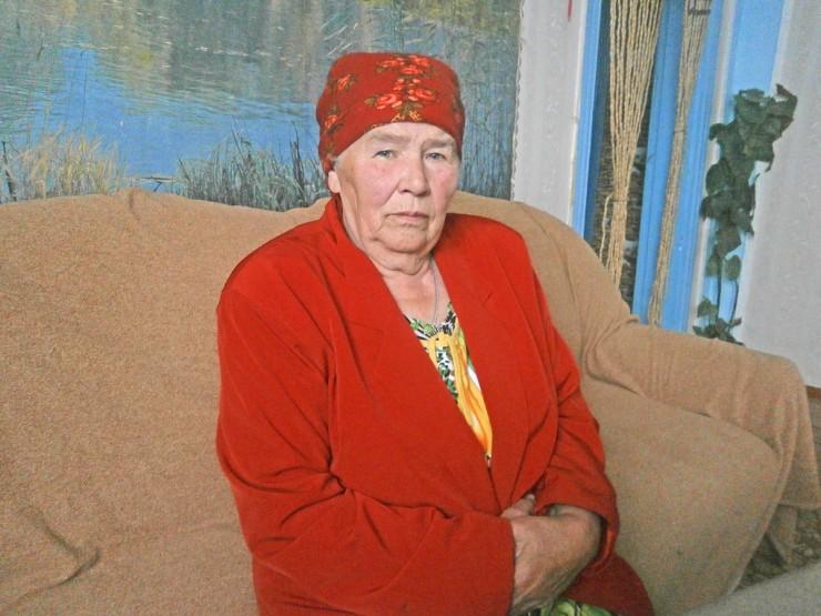 Галина Герасимова мечтает о возрождении села и надеется, что на богатой земле опять зазеленеют поля