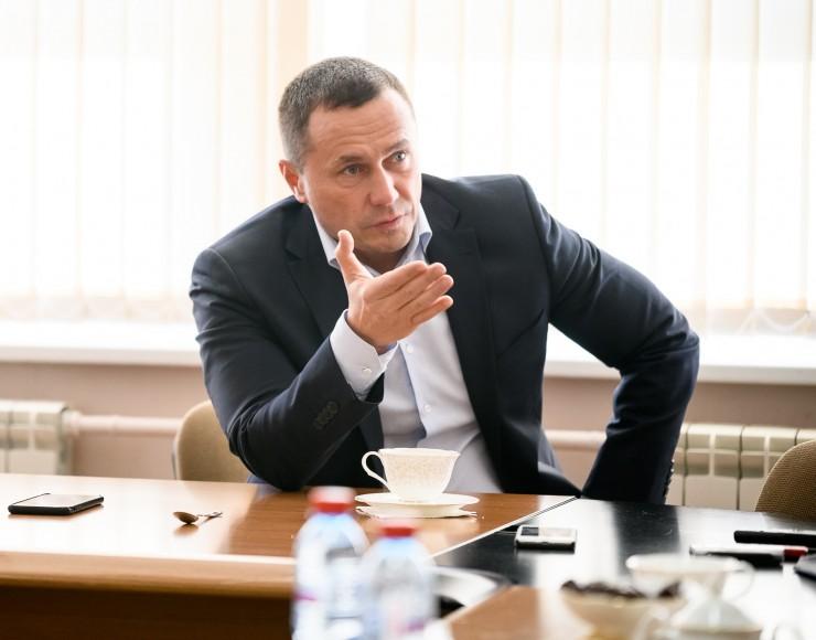 Дмитрий Бердников: «Я готов разговаривать с людьми, могу отчитаться перед ними,  мне прятать нечего»