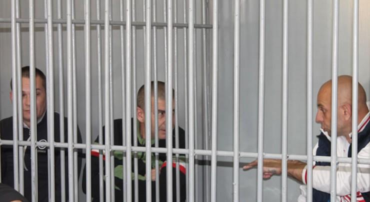 Идет допрос обвиняемых в убийстве женщины из Таганрога