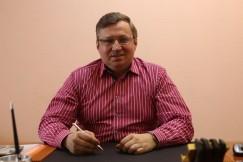 Директор МУП «Иркутскгортранс» Андрей Маковецкий.