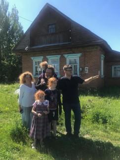 Семья южноафриканского фермера Руссо готова приехать в Сибирь в полном составе