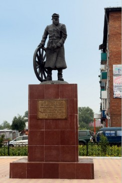 Колоритный первопоселенец ямщик Кабаков.
