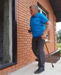Дом Владимира Стасина затопило под самую крышу. Сейчас он присматривает новый, теперь уже под Иркутском. Когда-то пенсионер работал плотником-строителем. Возможно, поэтому предпочтение отдает не кирпичу, а дереву.