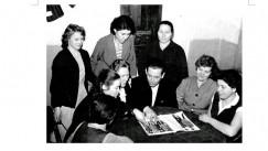 Сперва Яков Беркович из Молдавии, как и все, работал в шахте. После, когда его талант разглядели, стал заниматься исключительно кройкой и шитьем. В советское время Яков Беркович был одним из самых знаменитых портных в Черемхово.