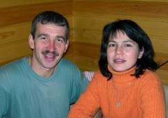 Сергей и Наталья Шабуровы
