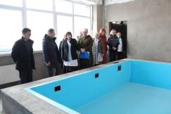 В новой детской поликлинике иркутской городской больницы № 9 будут доступны бассейны, соляная шахта, гидромассажные и массажные кабинеты для восстановительного лечения детей