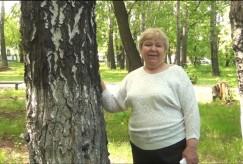 Супруга мастера Альбина Георгиевна