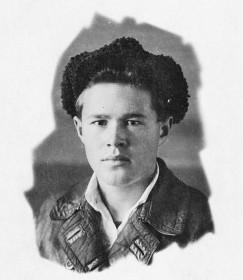 Алексей Гринчик. Октябрь 1927 г.