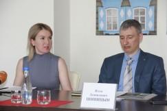 Алёна Ларионова и Илья Шипицин —  владельцы гостиничного бизнеса