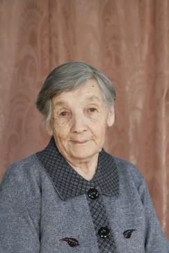 Заслуженный работник образования, ветеран труда Валентина Михайловна Серебрякова