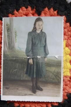 Такой была финка Екатерина Виролайнен, перед тем как её сослали в Сибирь