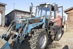 Самый старший представитель семьи, Афанасий Борисович,  до сих пор работает на тракторе