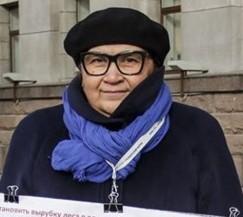 Любовь Аликина, правозащитник, общественный деятель, эксперт в сфере ЖКХ, председатель комитета ТОС «Рубин»: «Механизм реализации — это очень важно. Ведь даже те меры социальной поддержки, которые уже действуют, зачастую работают совершенно абсурдно».