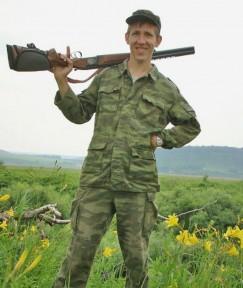 Андрей Андреев: «Все лето ждешь охоты. Скучаешь по лесу, по ружью. Вот 17-го, в субботу, сразу и поедем».
