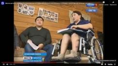 Сейчас женщина передвигается только в коляске  и живёт на обезболивающих препаратах