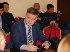 Максим Васильев, торгпред России в Монголии: «На данное время мы импортируем слишком мало монгольских товаров. Это, конечно, не соответствует тому глубинному пониманию взаимных преференций, которые должны существовать именно в торговле»