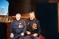 Всю жизнь Раиса Константиновна и Гаврила Васильевич работали на совесть, оба были удостоены орденов  «Знак почёта»