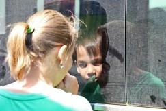 Проводы детей в оздоровительные лагеря: без слёз  не обошлось