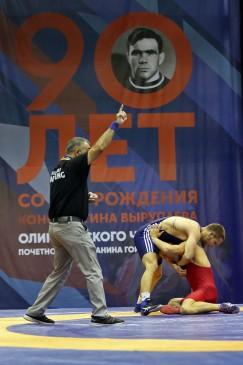 В год 90-летия первого иркутского олимпийского чемпиона на турнире  его памяти собралось более  70 борцов-классиков