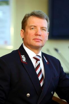 Начальник ВСЖД – филиала ОАО «РЖД» Василий Фролов
