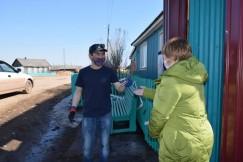 В Иркутской области будут рассмотрены меры поддержки для добровольцев. В планах страховать их жизнь издоровье.