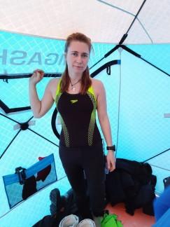Екатерина Некрасова, многократный призёр международных соревнований