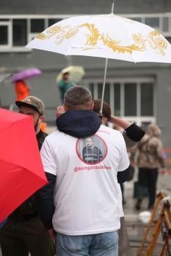 Пока Сергей Копылов находится в СИЗО, проходят акции в его поддержку.