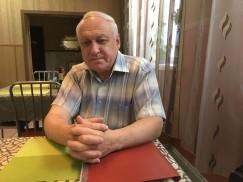Георгий Петров отдал химической промышленности 50 лет. Ему было очень больно смотреть, как рушилось дело всей его жизни.