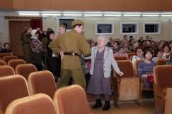 Таисия Ефимовна Гребенюк из Усть-Илимска  с удовольствием согласилась потанцевать