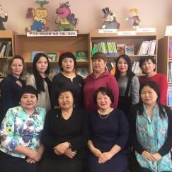 Благодаря дружному и трудолюбивому коллективу библиотека имени В.К.Петонова стала лучшей муниципальной общедоступной библиотекой в Иркутской области