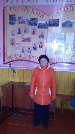 Варвара Ивановна Шимошенко с настальгией вспоминает времена, когда в Харетах соблюдались все традиции кряшенского народа.