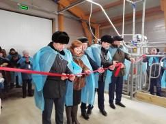 При строительстве ферм учитывался опыт российских и зарубежных коллег. Были отобраны лучшие практики.