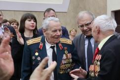 Василию Филипповичу Дыгаю недавно исполнилось 100 лет