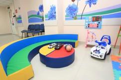 В СПИД-центре есть детское отделение